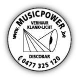 www.musicpower.be Logo