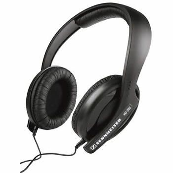 DJ hoofdtelefoon