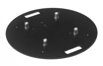 baseplate steel rond