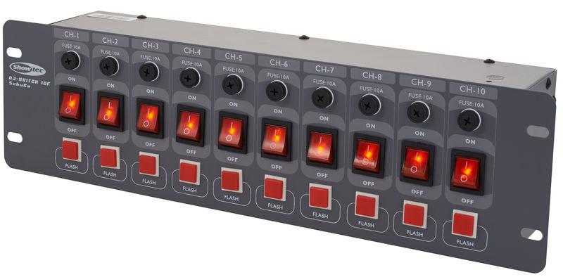 switchpanel + flash