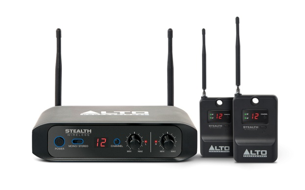 Alto stereo wireless transmitter