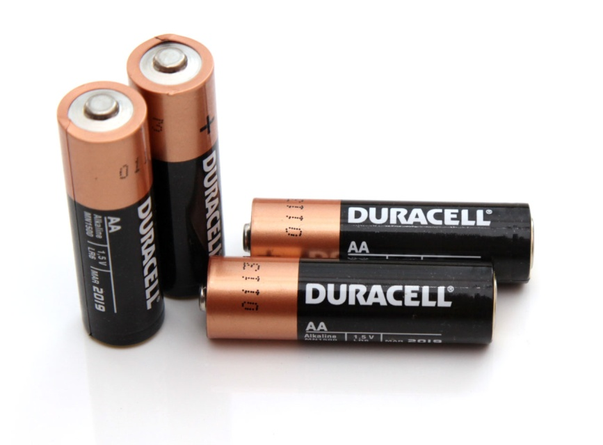 Batterij 1,5 V