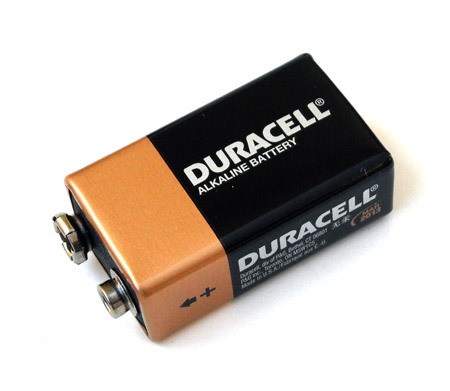 Batterij 9V